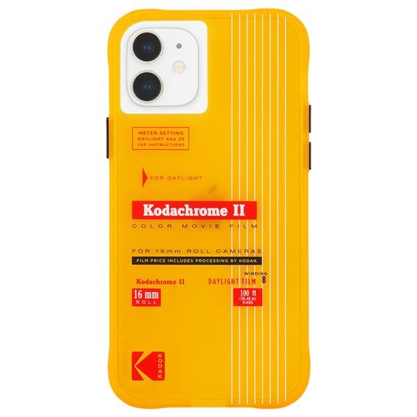 [케이스메이트]Case-Mate x KODAK - Vintage Yellow 아이폰 12 미니