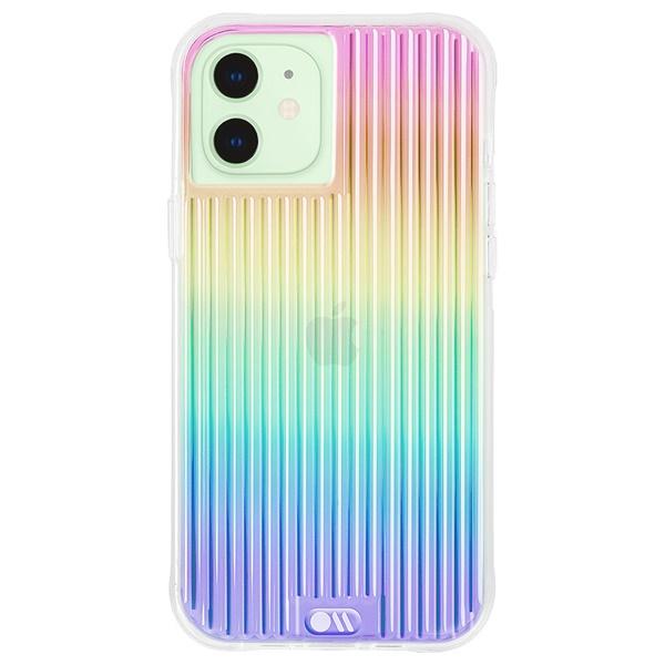 [N*T 텐 손민수템]Tough Groove - Iridescent iPhone 12 Mini_CM043604