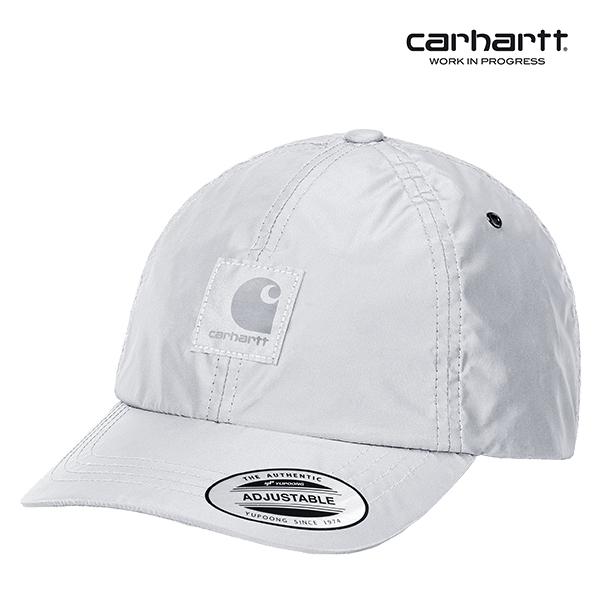 [칼하트WIP] CARHARTT WIP - Flect Cap (Reflective Grey) 리플렉티브 볼캡