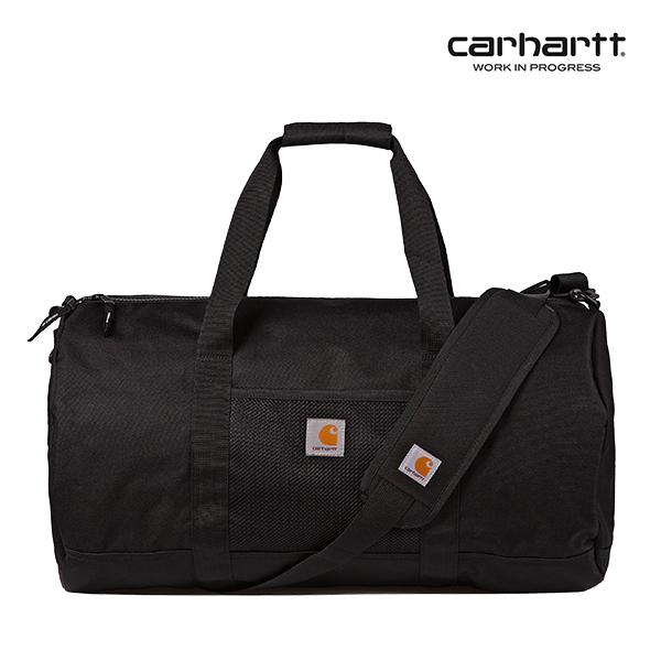 칼하트WIP Wright Duffle Bag Mesh (Black)