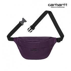 [칼하트WIP] CARHARTT WIP - Payton Hip Bag (Boysenberry / Black) 힙색