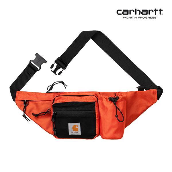 칼하트WIP Delta Hip Bag (Safety Orange)