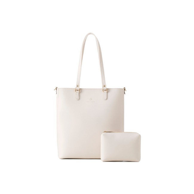 [백투베이직스]BAG TO BASICS -TERRY 테리 쇼퍼백 크로스백 - 화이트 여성가방