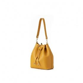 [백투베이직스]BAG TO BASICS - JURI 쥬리 버킷백 - 머스타드 여성가방