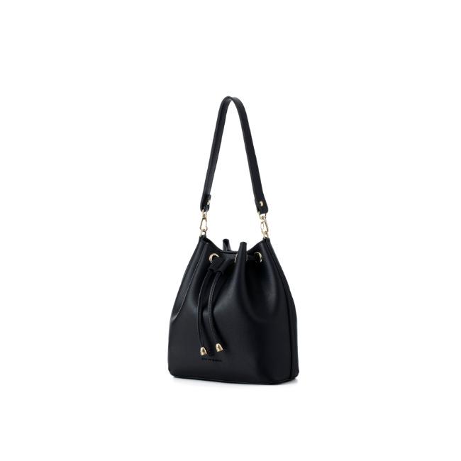 [백투베이직스]BAG TO BASICS - JURI 쥬리 버킷백 - 블랙 여성가방