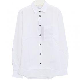 국내배송)버버리 8028877 체스트 포켓 슬림핏 셔츠