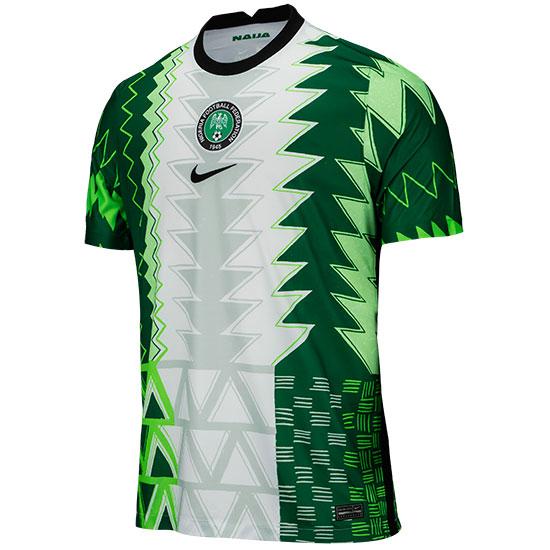 나이키 반팔저지 나이지리아 2020 브리드 스타디움 홈 저지 S/S_CT4225-100