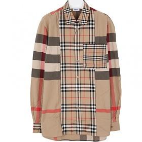 국내배송)버버리 8023787 빈티지 포켓셔츠