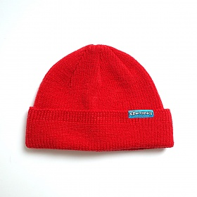 [EZwithPIECE] WATCH CAP (RED)