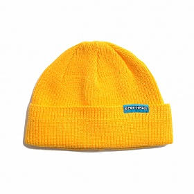 [EZwithPIECE] WATCH CAP (YELLOW)