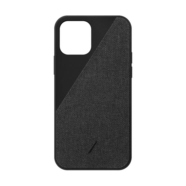 CLIC CANVAS FOR IPHONE 12 & 12 PRO SLATE_CCAV-BLK-NP20M