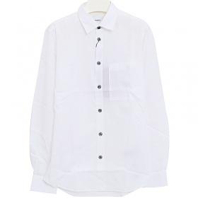 당일출고)버버리 8028877 체스트 포켓 슬림핏 셔츠