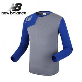 뉴발란스 남성 베이스볼 심리스 X4J 오른팔용(NBND736521_BLUE)_블루