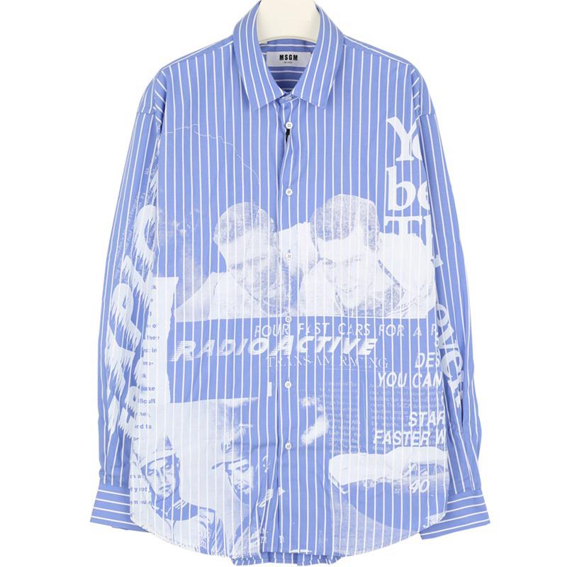 당일출고)엠에스지엠 2740ME12X 195507 84셔츠