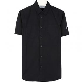 당일출고)스톤키즈 701610401 V0020 자수 반팔 셔츠