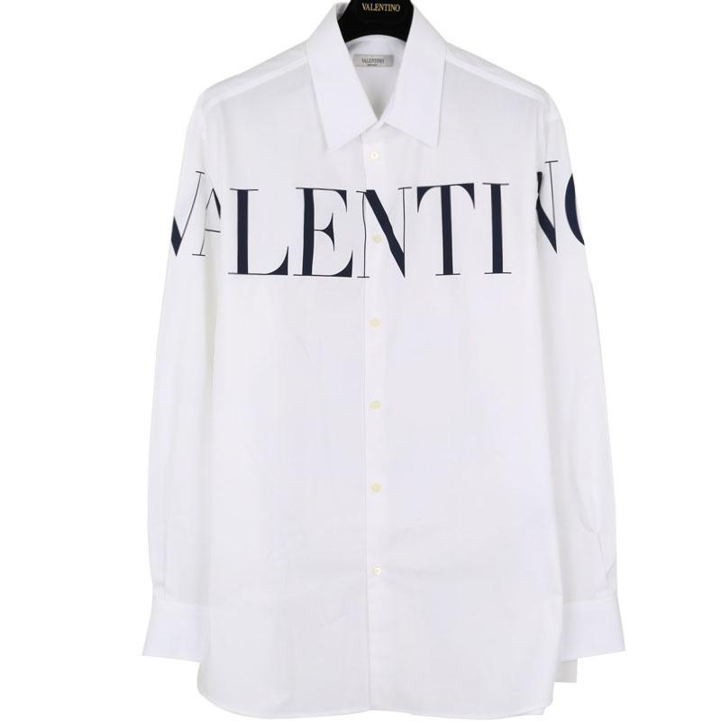 당일출고)발렌티노 20FW UV3ABD00 5AP A01 남성셔츠