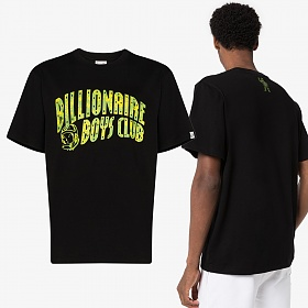 20FW 로고 프린트 티셔츠 블랙 B20264 BLACK