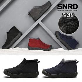 [SNRD]겨울신발 패딩부츠 털신 방한화 여성부츠 털부츠 SN510