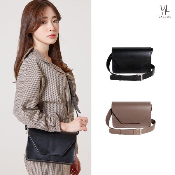 밸럽 팬지(2colors) 크로스백 여성가방
