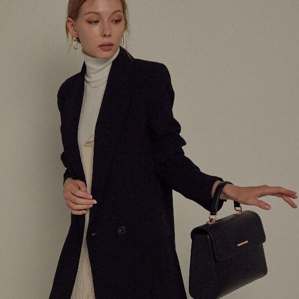 밸럽 르몽(Black) 숄더백 토트백 여성가방