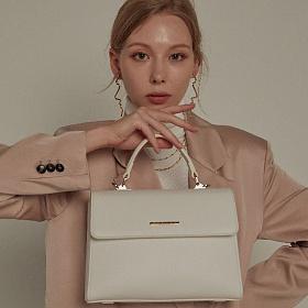 밸럽 르몽(White) 숄더백 토트백 여성가방