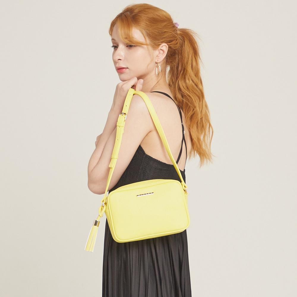 밸럽 모니(Yellow) 크로스백 여성가방