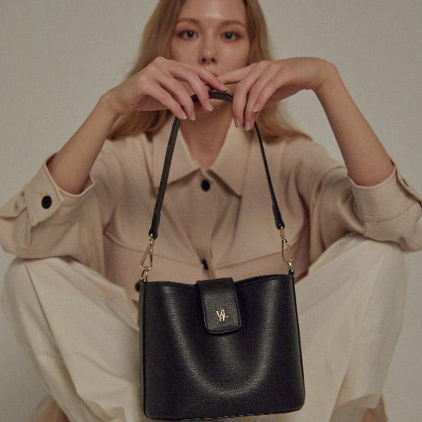 [11/5 예약발송]밸럽 나르(Black) 크로스백 여성가방