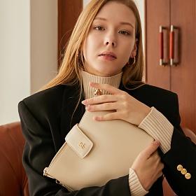 밸럽 나르(Ivory) 크로스백 여성가방