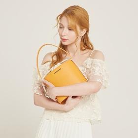 밸럽 보나(Orange) 크로스백 여성가방