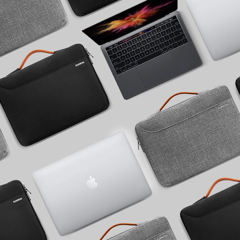 탐탁 [Versatile A22] 360 세이프가드 맥북 서피스 아이패드 갤럭시북 그램 노트북 브리프 케이스