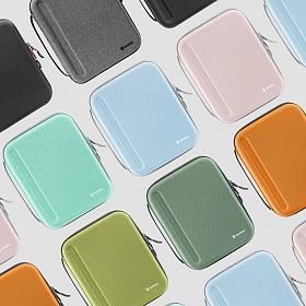 탐탁 [Smart A06] 멀티스토리지 아이패드 갤럭시탭 태블릿 하드 케이스 파우치