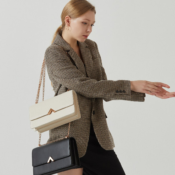 [21SS]밸럽 에데로(2colors) 여성가방