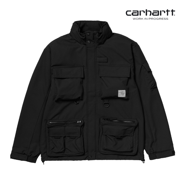 칼하트WIP Elmwood Jacket (Black)