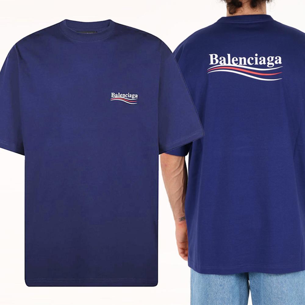 21SS 익스플로러 백 프린팅 티셔츠 641675 TIV52 1195