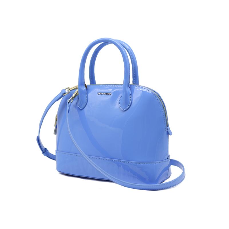브라비시모 비엘라21 Blue 여성가방