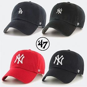 47브랜드 MLB 뉴욕/LA 빅로고 스몰로고 모자 볼캡