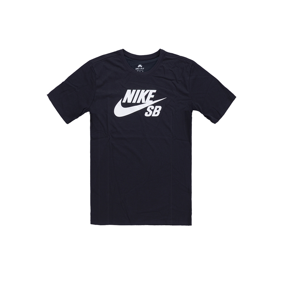나이키 남여공용 SB 드라이핏 로고 티셔츠 821946-013