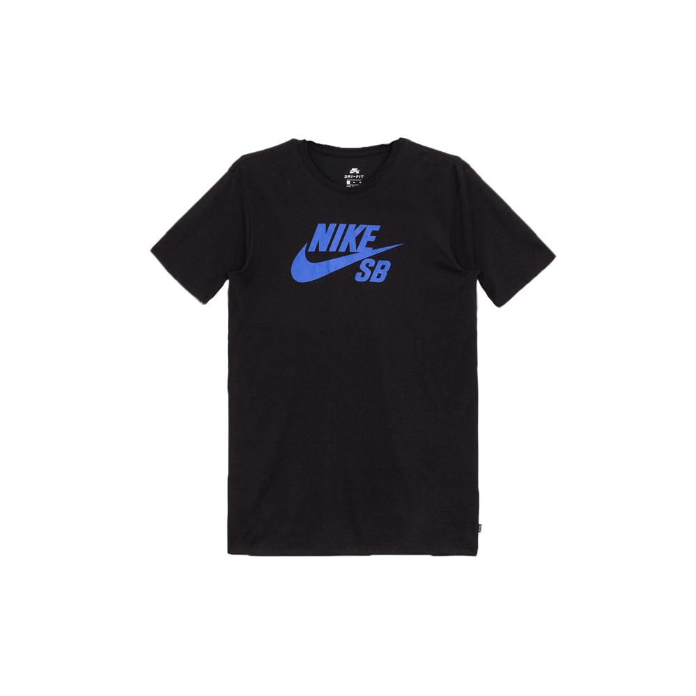 나이키 남여공용 SB 드라이핏 로고 티셔츠 821946-019
