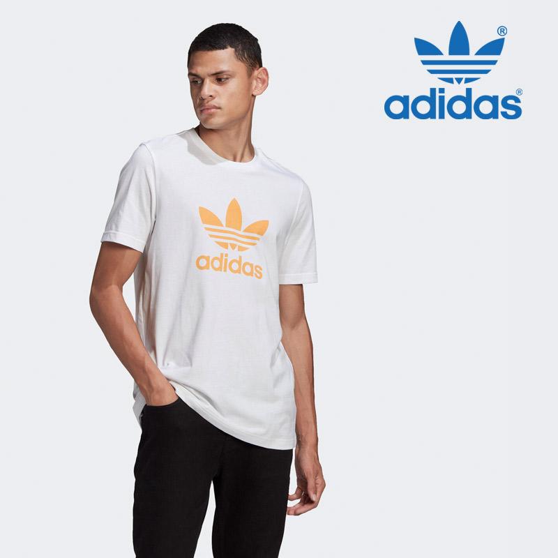 아디다스 매장 정품 트레포일 티셔츠 (GN3486)