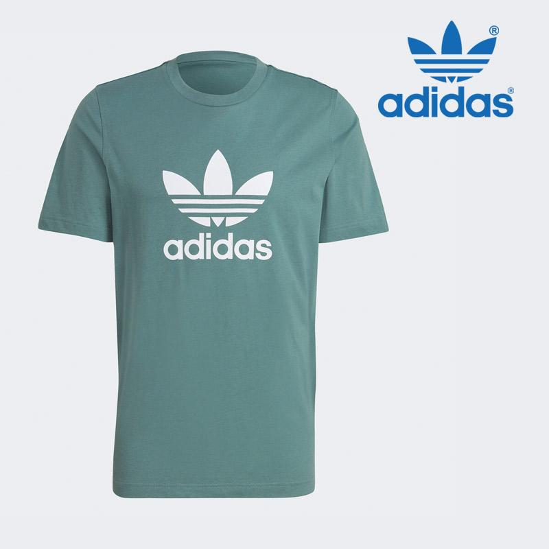 아디다스 정품 성인 남성 트레포일 티셔츠 (GN3483)