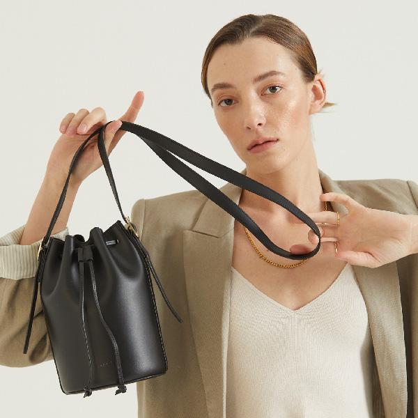 [21SS]밸럽 리안(Black) 여성가방