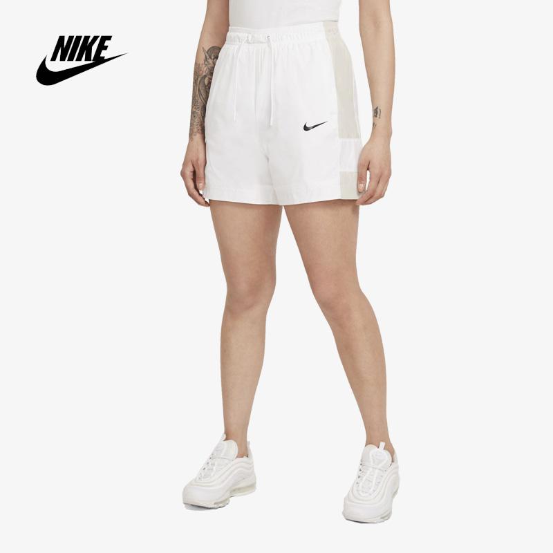 나이키 매장 정품 성인 여성 스포츠웨어 에센셜 하이라이즈 (CZ9742-100)