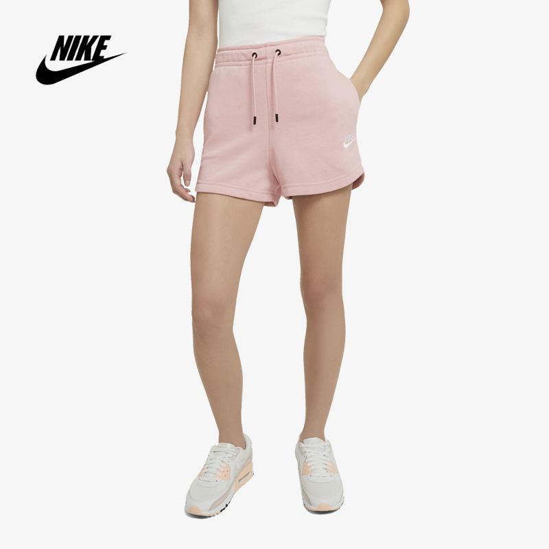 나이키 매장 정품 성인 여성 스포츠웨어 에센셜 플리스 하이라이즈 (CJ2159-631)