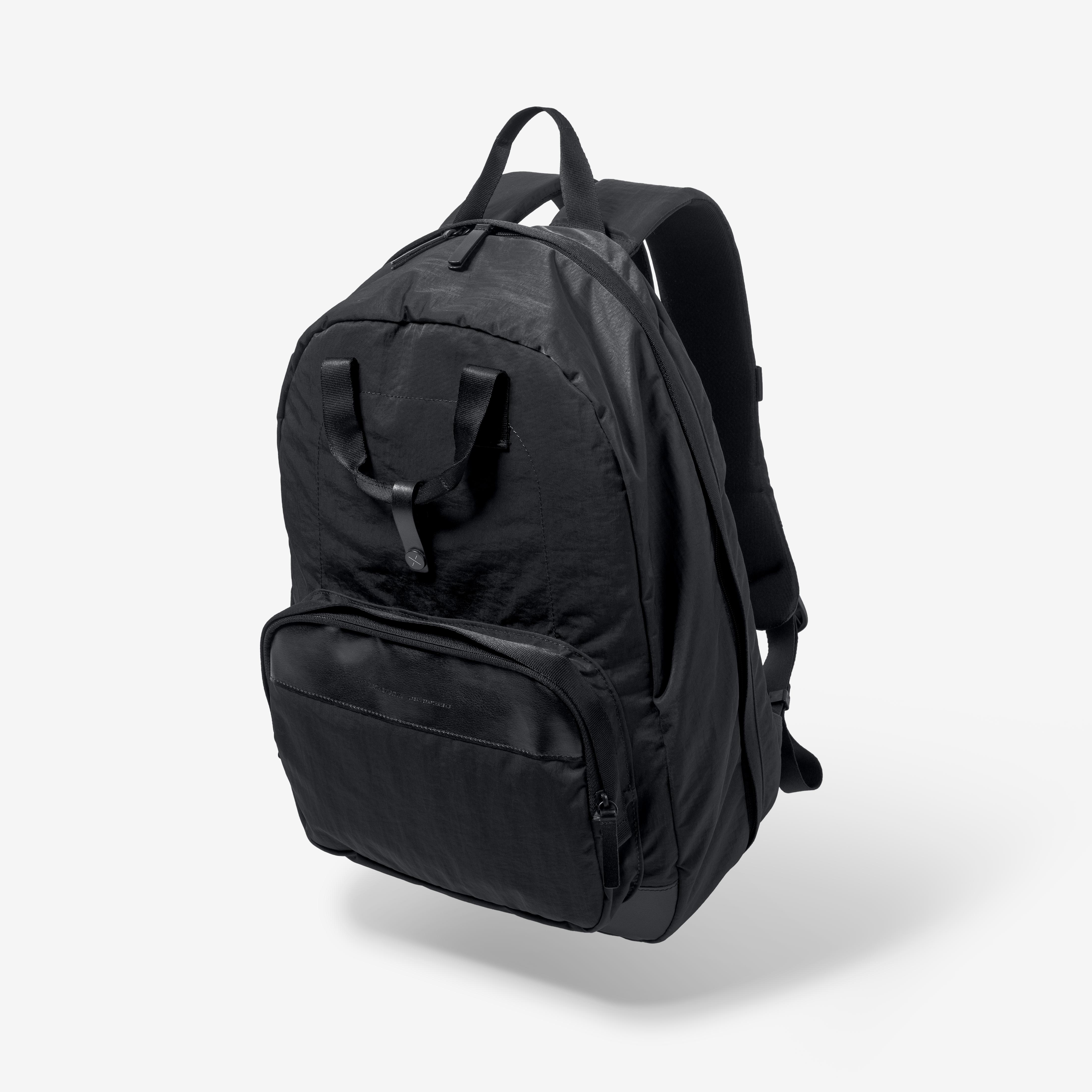 마테마틱 모렐 N2 블랙 트래블 백팩 Morel N2 Backpack