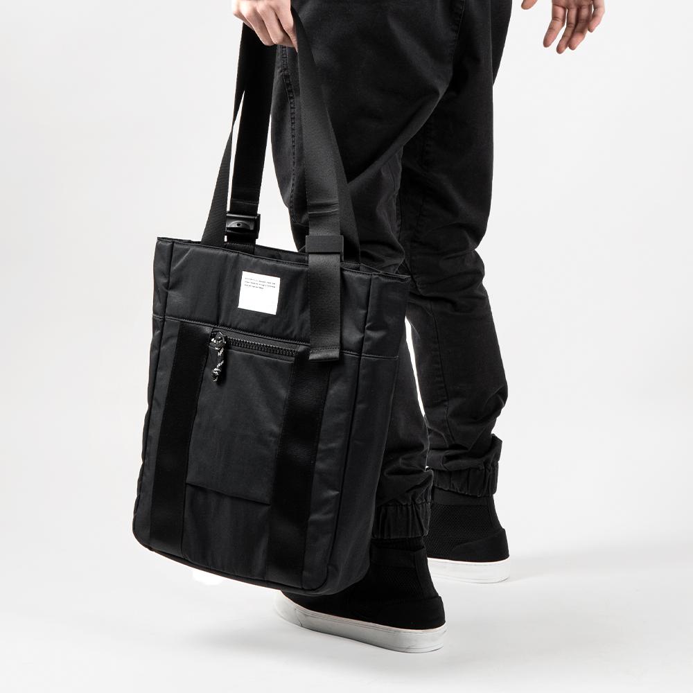 마테마틱 스테빈 숄더백 블랙 Stevin Shoulder Bag