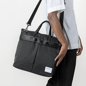 마테마틱 스테빈 헬멧백 다크그레이 Stevin Helmat Bag