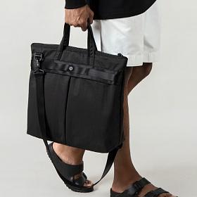 마테마틱 스테빈 헬멧백 블랙 Stevin Helmat Bag