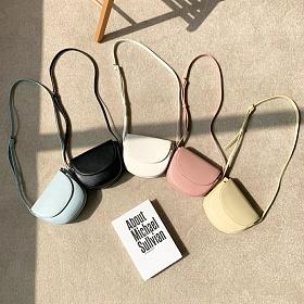 바이리니 캔디플로스 숄더백 candy floss shoulder bag
