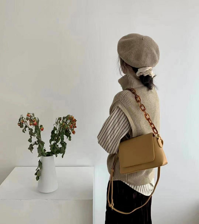 바이리니  체인 숄더백  chain shoulder bag