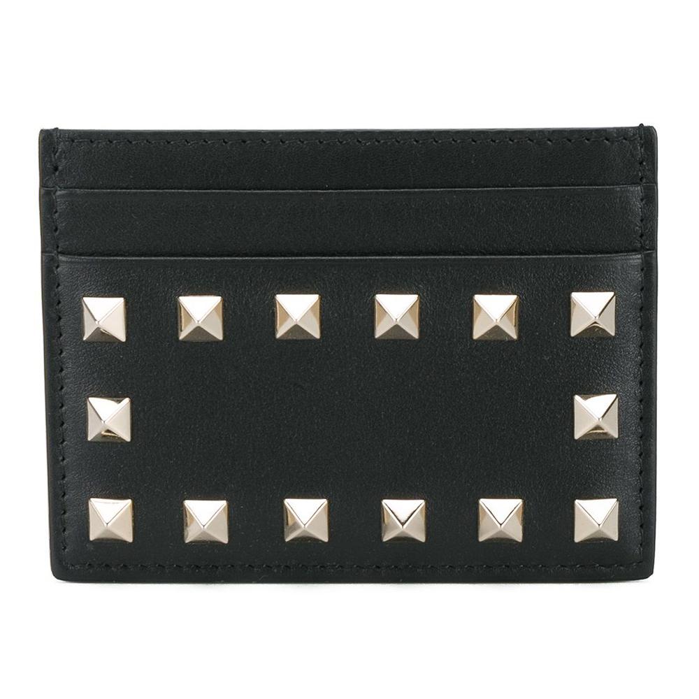 21FW 락스터드 카드 지갑 블랙 WW2P0486 BOL 0NO